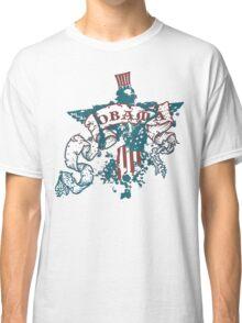 obama : freedom scrollz Classic T-Shirt
