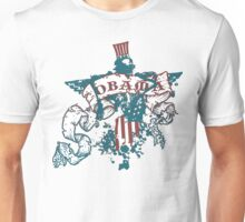 obama : freedom scrollz Unisex T-Shirt