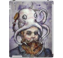 Captain Gregory iPad Case/Skin