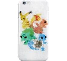 Starters iPhone Case/Skin