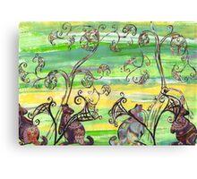 Groovy Roo's Canvas Print