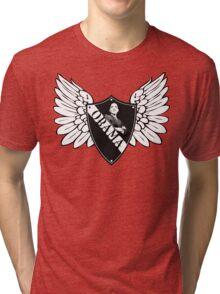 obama : crest & wings Tri-blend T-Shirt