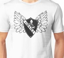 obama : crest & wings Unisex T-Shirt
