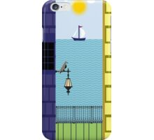 See the sea  iPhone Case/Skin