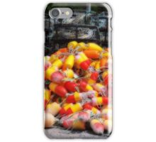 Colorful floats iPhone Case/Skin
