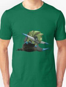 Fraxure Perching on Rocks T-Shirt