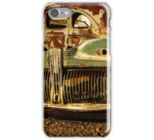 Car Rust iPhone Case/Skin