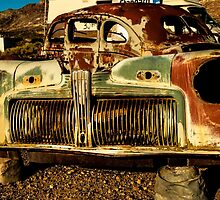 Car Rust by OutOfTheBox Photography