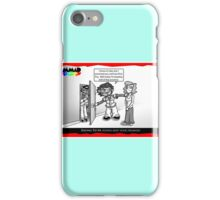 Dating Tip #4: Keep promises iPhone Case/Skin