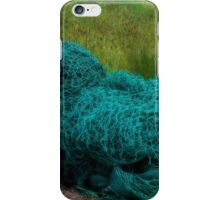 Commercial boat netting iPhone Case/Skin