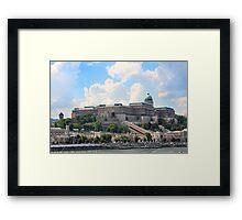 Buda Castle Framed Print