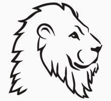 Lion head One Piece - Short Sleeve