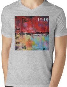 Vogue Mens V-Neck T-Shirt