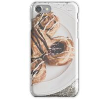 Pastries iPhone Case/Skin