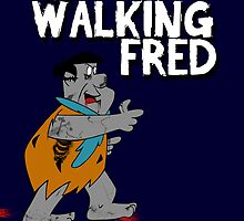 Walking Fred by AllMadDesigns