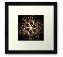 'Doppler Daisy' Framed Print