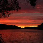 Potomac River Sunset by Greg Hess
