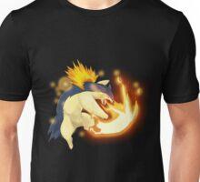 Epic Flaming Typholosion Unisex T-Shirt
