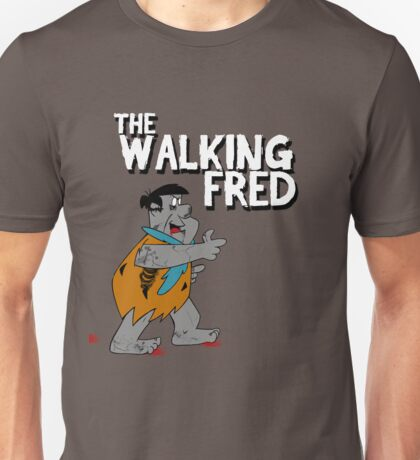 Walking Fred Unisex T-Shirt