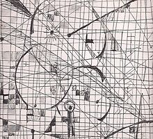 SPACE WALK(C2013) by Paul Romanowski