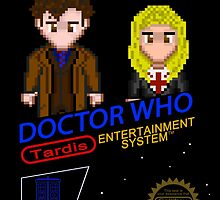 NINTENDO: NES DOCTOR WHO  by Joshua Holt