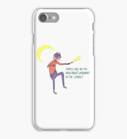 Ahmed? iPhone Case/Skin