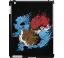 Water Starter iPad Case/Skin