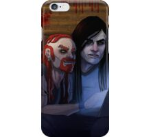 Couch Cuddling iPhone Case/Skin