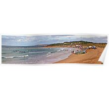 Bancoora Beach SLSC surf carnival Poster