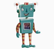 Aqua Robot by Shane McGowan