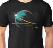 Boldly gone. Unisex T-Shirt