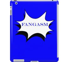 Fangasm iPad Case/Skin