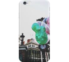 Disneyland's Haunted Mansion  iPhone Case/Skin