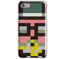 Fuzzy Pickles iPhone Case/Skin
