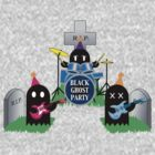 Black Ghost Party by Bonnie Aungle