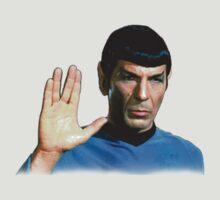Spock by ianscott76