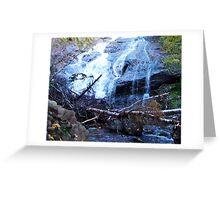 Beulach Ban Falls, Cape Breton Island Greeting Card