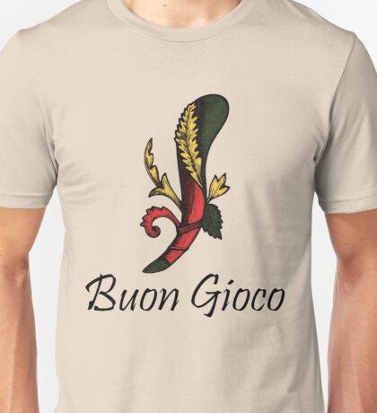 Buon Gioco Unisex T-Shirt