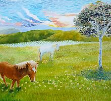 Serenity in the Field by jessiecally