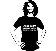 Dan Avidan Loves Haikus Photographic Print
