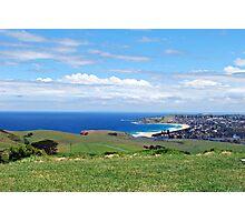 South Coast NSW Photographic Print