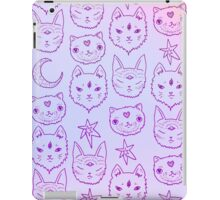 Pink Kitty Mystics iPad Case/Skin