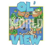Ol' World View by BukofskyBrand