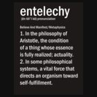 ENTELECHY by eon .