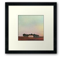 South Side Framed Print