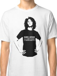 Dan Avidan Loves Haikus Classic T-Shirt