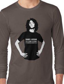 Dan Avidan Loves Haikus Long Sleeve T-Shirt
