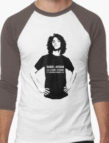 Dan Avidan Loves Haikus Men's Baseball ¾ T-Shirt
