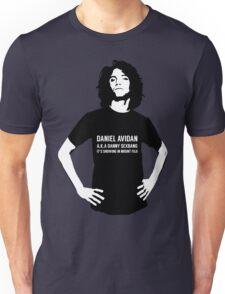 Dan Avidan Loves Haikus Unisex T-Shirt