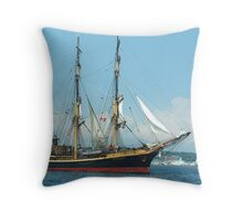 "The ""Picton Castle"" Throw Pillow"